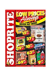 Find Specials || Shoprite Low Prices Always Promotion - KwaZulu-Natal