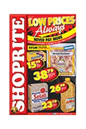 Find Specials || Shoprite Low Prices Always Promotion - Limpopo