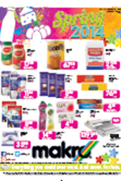 Find Specials || Makro Cape Town Food Catalogue Promotion