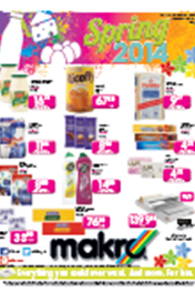 Find Specials || Makro Bloemfontein Food Catalogue Promotion