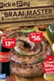 Find Specials || Pick n Pay Ultimate Braai Master