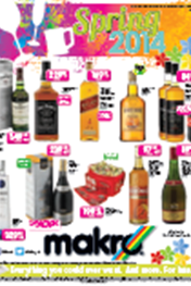 Find Specials || Makro Spring Liqour Sale
