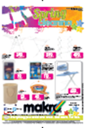Find Specials || Makro Wash Line Catalogue