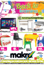Find Specials || Makro Back To School Catalogue