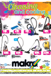 Find Specials || Makro Cleaning & Cooling Catalogue