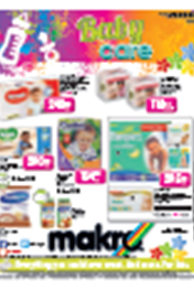 Find Specials || Makro Baby Care Catalogue