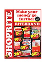 Find Specials || Shoprite Make your money go further Specials - Free State