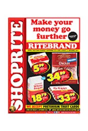Find Specials || Shoprite Make your money go further Specials - Gauteng