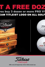 Find Specials || Pro Shop Specials