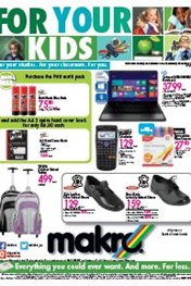 Find Specials || Makro Back to School Retail