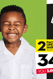 Find Specials || Ackermans Back to School Specials