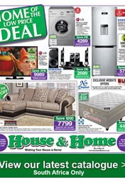 Find Specials || House and Home Latest Specials