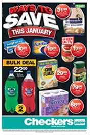 Find Specials || Checkers January Savings - KZN