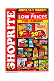 Find Specials || Shoprite Low Prices this January - Eastern Cape