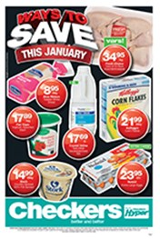 Find Specials || Checkers January Savings - Western Cape