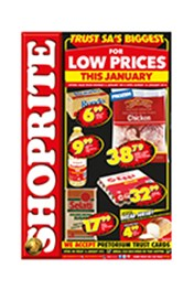 Find Specials || Low Prices this January - Limpopo