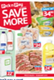 Find Specials || Pick n Pay Save More - Gauteng