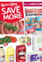 Find Specials || Pick n Pay Save more - Buy aid Welcome - Western Cape