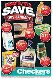Find Specials || Checkers January Savings - Eastern Cape