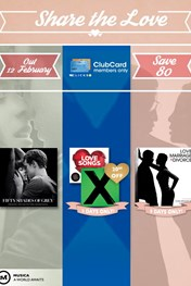 Find Specials || Musica Valentines Day Specials