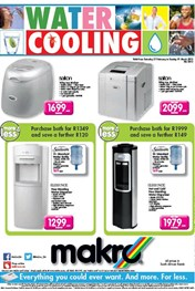 Find Specials || Makro Water Specials catalogue