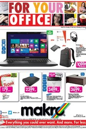Find Specials || Makro Office specials catalogue