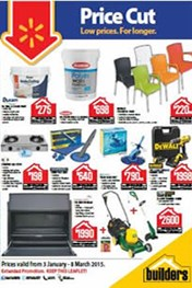 Find Specials || Builders Warehouse Price Cut Specials