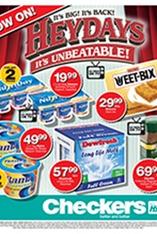 Find Specials || Checkers Heydays Specials - North West