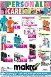 Find Specials || Makro Personal Care Specials