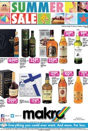 Find Specials || Makro Liquor Promotions