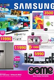 Find Specials || Game Samsung Catalogue and specials