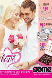 Find Specials || Game Valentine's Day Specials