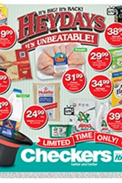 Find Specials || Checkers Heydays Specials - Free State