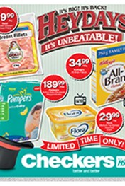 Find Specials || Checkers Heydays Specials - Gauteng