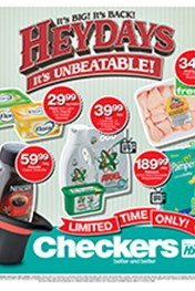 Find Specials || Checkers Heydays Specials - Western Cape