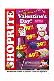 Find Specials || Shoprite Valentine's Specials - KZN
