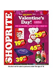 Find Specials || Shoprite Valentine's Specials - Northern Cape