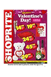 Find Specials || Shoprite Valentine's Specials - North West