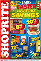 Find Specials || Shoprite Easter Specials - Free State