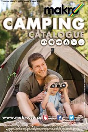 Find Specials || Makro Camping Promotions