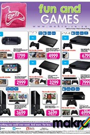 Find Specials || Makro Gaming Catalogue