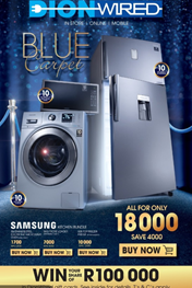 Find Specials || Dion Wired Blue Carpet Sale Specials