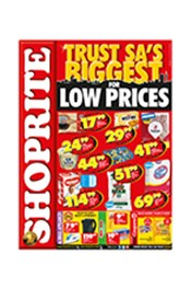 Find Specials || Trust SA's Biggest for Low Prices - Free State
