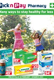 Find Specials || Pick n Pay Pharmacy Catalogue