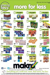 Find Specials || Makro More 4 Less-Kellogg's Promotions
