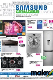 Find Specials || Makro Samsung Catalogue