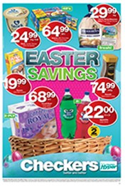 Find Specials || Checkers Easter Specials - KZN