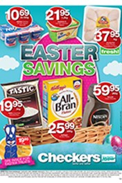 Find Specials || Checkers Easter Specials - Western Cape