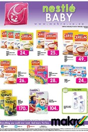 Find Specials || Nestle Baby Promotions at Makro