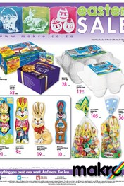 Find Specials || Confectionery Easter Specials at Makro
